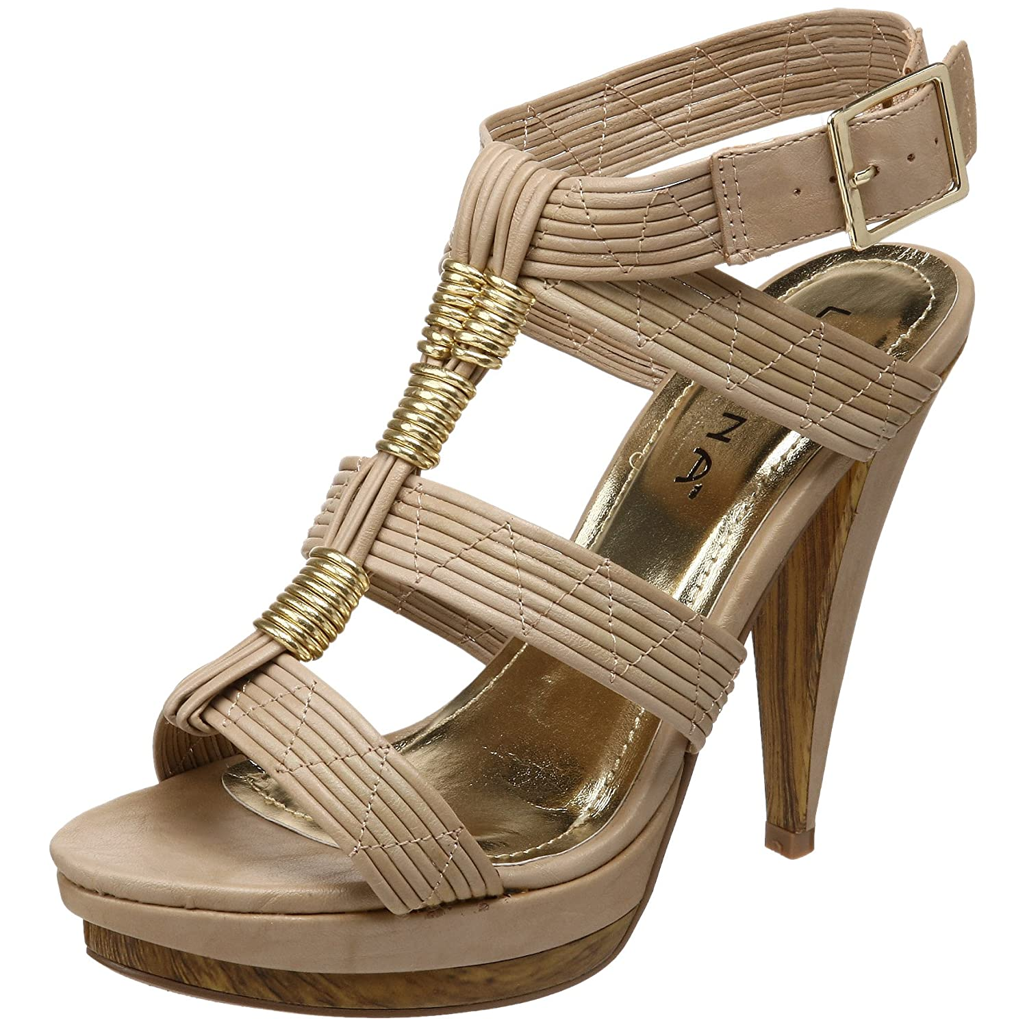 Liliana - Pagona-1 Platform Sandal