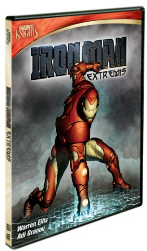 Iron Man: Extremis cover