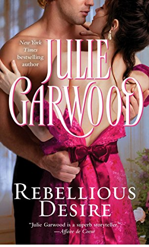 Book Rebellious Desire - Garwood