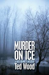 Murder on Ice by Ted Wood