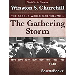 The Gathering Storm (Winston Churchill World War II Collection)