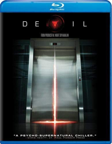 Devil [Blu-ray] DVD