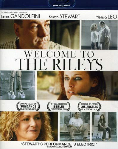 Welcome to the Rileys [Blu-ray] DVD