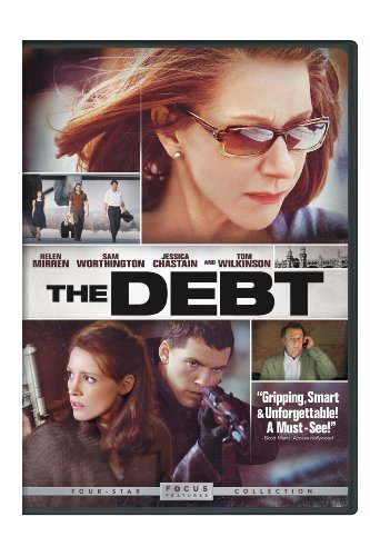 The Debt DVD