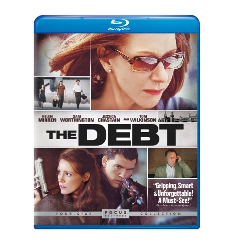 The Debt [Blu-ray] DVD