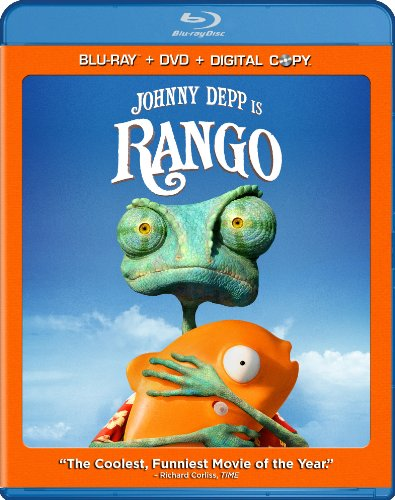 Rango Two-Disc Blu-ray/DVD Combo + Digital Copy