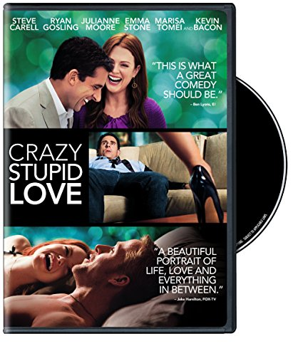 Crazy, Stupid, Love. DVD