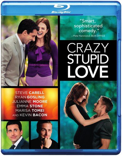 Crazy, Stupid, Love [Blu-ray] DVD