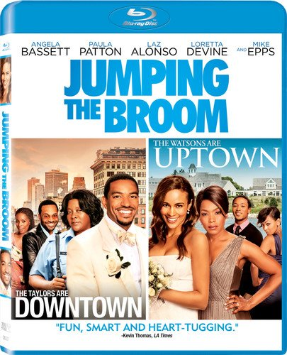 Jumping the Broom [Blu-ray] DVD