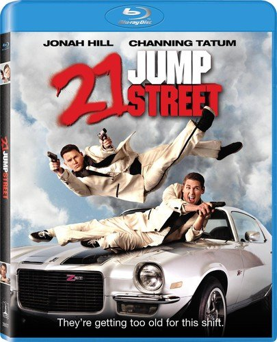 21 Jump Street [Blu-ray] DVD