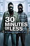 30 Minutes or Less (Two-Disc Blu-ray/DVD Combo)