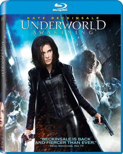 Underworld: Awakening [Blu-ray] DVD