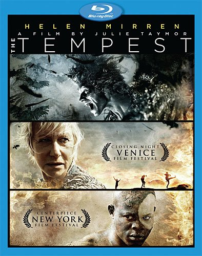 The Tempest [Blu-ray] DVD