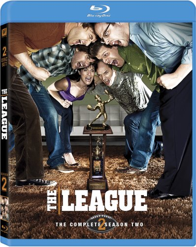 The League: Season Two [Blu-ray] DVD