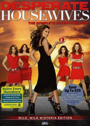 Desperate Housewives: The Complete Seventh Season DVD