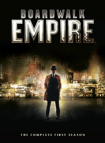 Boardwalk Empire: The Complete First Season DVD