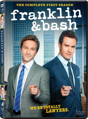 Franklin & Bash: The Complete First Season cover