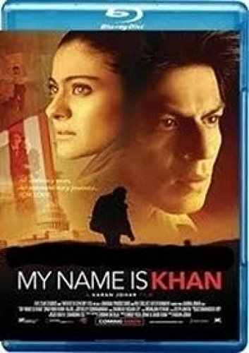 My Name Is Khan [Blu-Ray] Region Free  DVD