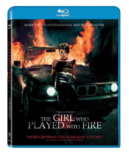 The Girl Who Played With Fire [Blu-ray] DVD