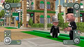 Screenshot: MONOPOLY Streets