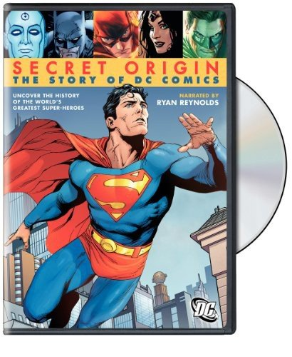 Secret Origin: The Story of DC Comics cover