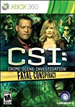 CSI: Fatal Conspiracy