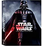 Star Wars: The Complete Saga Episodes I-VI [Blu-ray]
