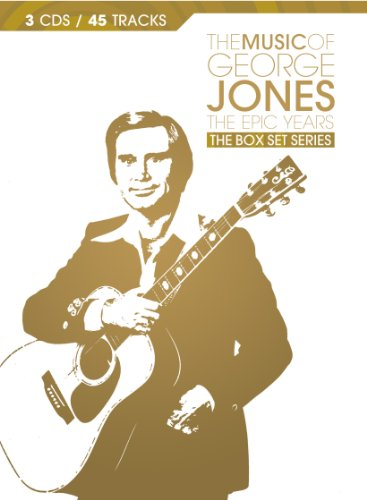 The Music of George Jones [Box set]