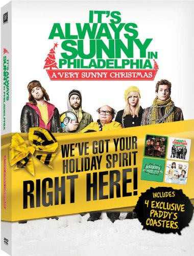 It's Always Sunny In Philadelphia: A Very Sunny Christmas Giftset DVD
