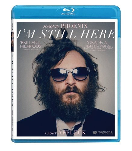I'm Still Here: The Lost Year Of Joaquin Phoenix [Blu-ray] DVD