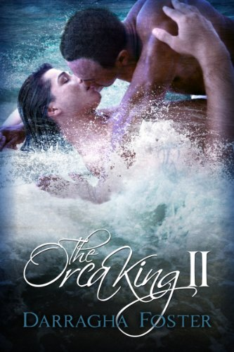 Book The Orca King II - two dudes embracing in the surf and one of their arms appears to be dissolving.