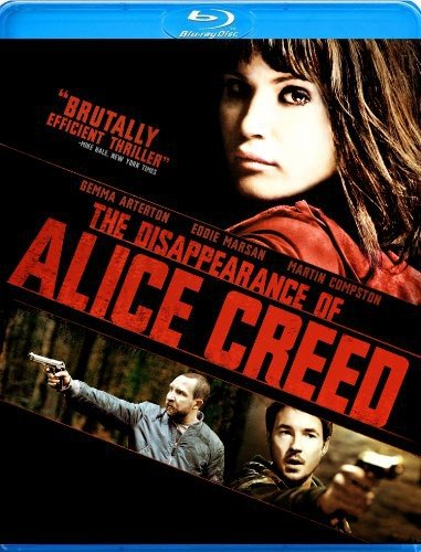 The Disappearance Of Alice Creed [Blu-ray] DVD