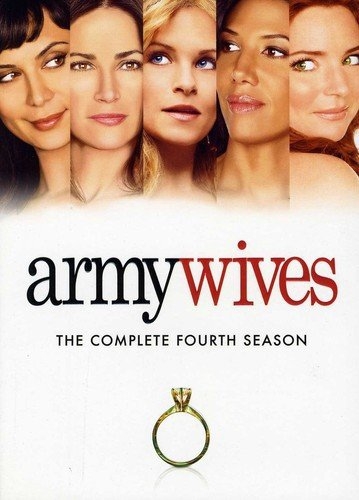 Army Wives: Complete Fourth Season DVD