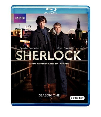 Sherlock: Season One [Blu-ray] DVD