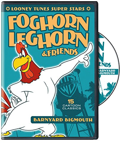 Foghorn Leghorn & Friends cover