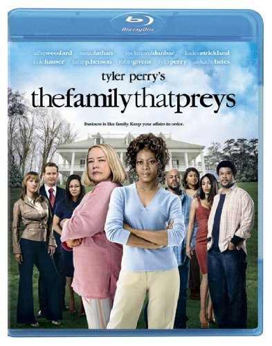 Family That Preys [Blu-ray] DVD
