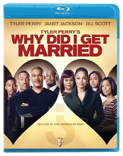 Tyler Perry's Why Did I Get Married [Blu-ray] DVD