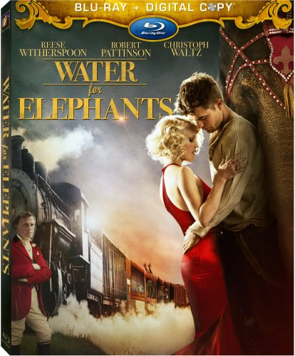 Water for Elephants [Blu-ray] DVD