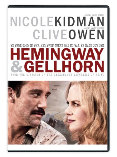 Hemingway &amp; Gellhorn DVD