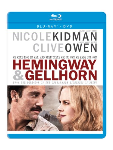 Hemingway &amp; Gellhorn [Blu-ray] DVD
