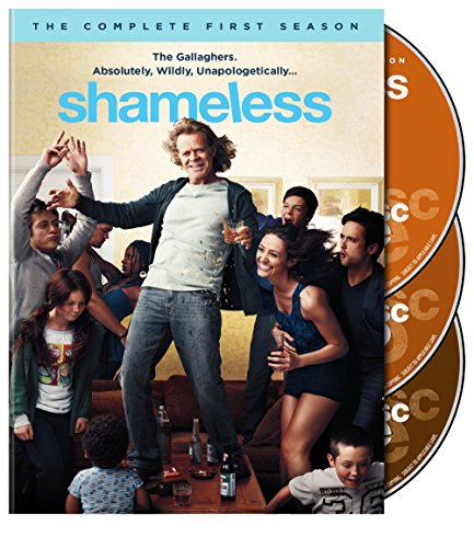 Shameless: The Complete First Season DVD