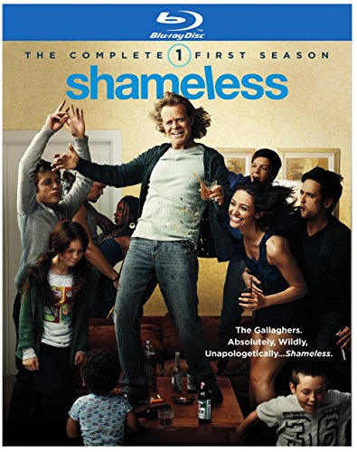 Shameless: The Complete First Season [Blu-ray] DVD