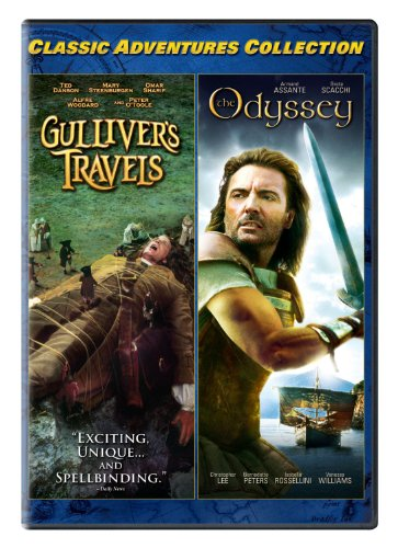 Classic Adventures Collection 2 Gulliver's Travels / The Odyssey