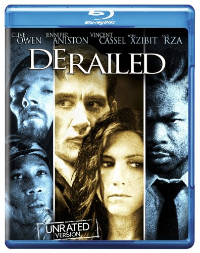Derailed [Blu-ray] DVD