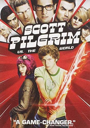 Scott Pilgrim vs. the World DVD