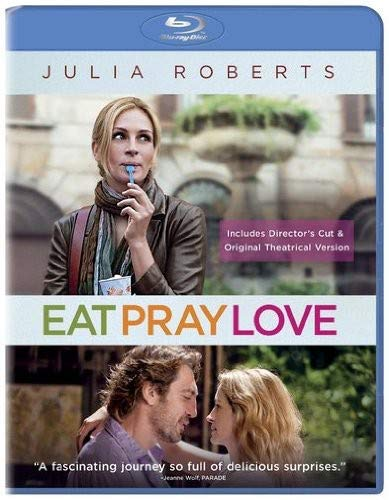 Eat, Pray, Love [Blu-ray] DVD