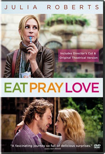 Eat, Pray, Love DVD