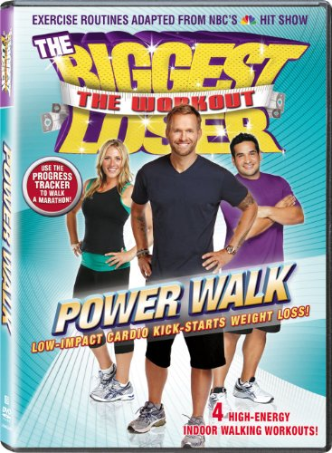 The Biggest Loser: Power Walk DVD