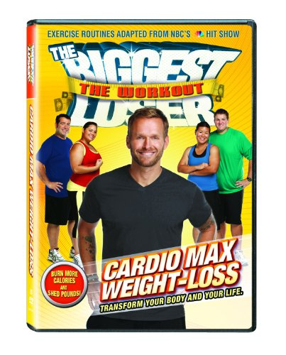 The Biggest Loser: Cardio Max Weight Loss DVD
