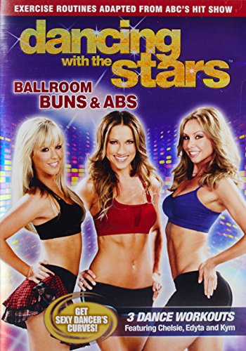 Dancing With the Stars: Ballroom Buns & Abs DVD